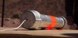 Seized Boko Haram Bombs detonate in Police Custody.