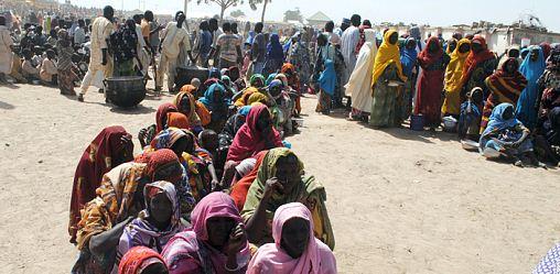 6,500 Children Malnourished in Northeastern Nigeria due to Boko Haram Attacks