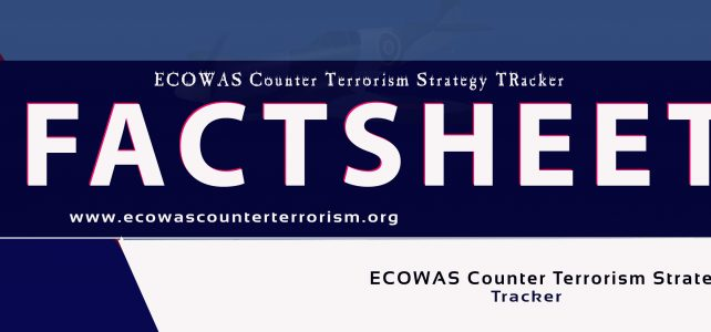 ECOWAS Counter Terrorism Strategy Tracker – February 2018