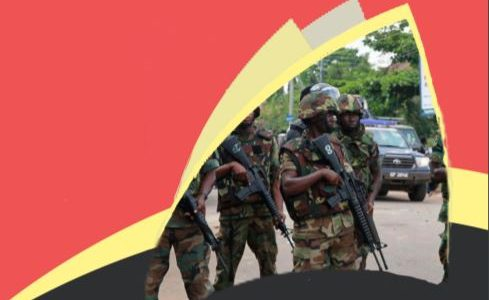ECOWAS Counter-Terrorism Strategy Tracker March 2018